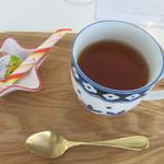 リリーズ - ドリンク写真:紅茶