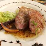 ルロア ヴァン - ガルシア黒豚のグリル~バルサミコソース~