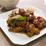 中国大明火鍋城 - 酢豚