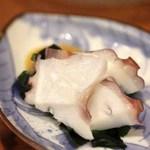 38026160 - 蛸の酢味噌和え