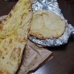 ビニタ - 2015.5 ココナッツナン、チーズナン