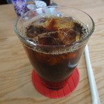 マウント・バーノンの風 - ドリンク写真:アイスコーヒー(500円)1505