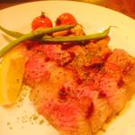 センバキッチン - 低脂肪!国産牛サーロインステーキ