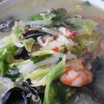 中華料理 華連 - 海鮮タン麺