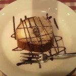 トラットリア カミーノ - デザート うまかった
