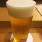 38030595 - 2015年5月。生ビール(650円)。