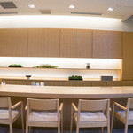 FUMUROYA CAFE - カウンター席です
