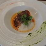 ビストロ ダイア - 天然真鯛のポアレ