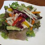 ビストロ・プチ・ブラン - サラダ