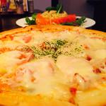 ソバーズ - トマトpizza