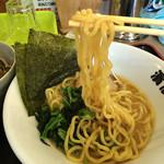 濱辰家 - スープかなり少な目です