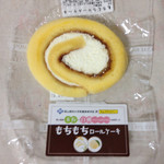 38035702 - 岡山商科大学附属高等学校とのコラボモチモチロールケーキ、モチシュワ生地にクリームも好みでした