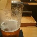 銀座 鮨一 - カウンター