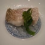 銀座 鮨一 - 真鯛