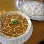 インディアン・レストラン ロタ - 豆カレーランチ♪