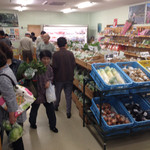 越知町観光物産館 おち駅 - 地元の方で賑わいます