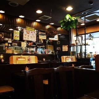 イトーヤ コーヒー ショップ - 店内
