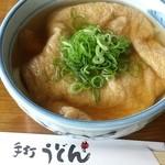 日愛うどん - 料理写真: