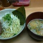 葵亭 - つけ麺(普通盛) '10.04.29