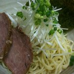 葵亭 - つけ麺の麺 '10.04.29
