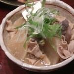焼鶏 松本 - もつ煮
