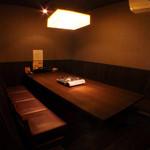 黒木屋 宮崎大島通線 - 大人の雰囲気の個室もあります!