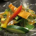 日本料理 旬坊 - ミニサラダ