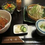 日本料理 旬坊 - 新潟名物たれかつ丼膳