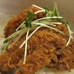 日本料理 旬坊 - 新潟名物たれかつ丼あっぷ