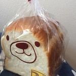 パンジャ - 山型食パン1斤(330円)