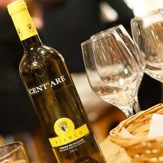 世界のワインを取りそろえています!!
