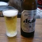 クレープ シエル - ビール(小瓶)