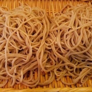 吾妻橋 やぶそば - 料理写真:もりそば 中 (1300円)