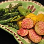 Pescheria Cara mishuku - 無農薬野菜盛り