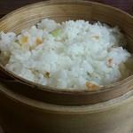 38049546 - 根菜の炊き込みご飯