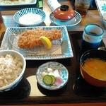 38050364 - ロースカツ膳(1450円)