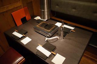 恵比寿焼肉 うしごろバンビーナ ヒルトップ店 - 個室
