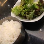 38051597 - 御飯サラダ