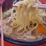 大王 - 平打ち麺