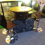 ちゃ味道楽 - お店側のテラス席