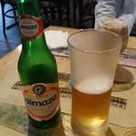 パルミラ - 20150517 アルマザ(レバノンのビール)
