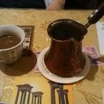 パルミラ - 20150517 アラビアコーヒー(カルダモン入り)
