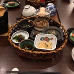 湯郷温泉 かつらぎ - 朝食