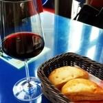 バーチョ ディ ジュリエッタ - 赤ワイン ビアンキ¥800