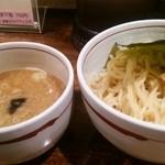 38053784 - 醤油つけ麺
