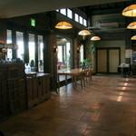 restaurant&garden chou-cho - 暑い夏や寒い冬は店内がオススメです♪