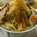 万人家 紫竹山店 - ガッツリG麺 950円(税抜)