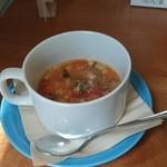 38055659 - たっぷり野菜のスープ