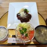 奥の坊 - 料理写真:タンシチューセット 1404円