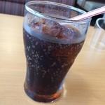 ガスト - ドリンク写真:1杯目 コカコーラ ※2015年5月